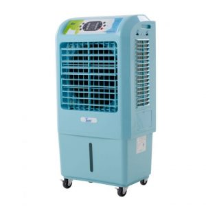 พัดลมไอเย็น 25B Series สีฟ้า