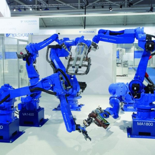 หุ่นยนต์อุตสาหกรรม Yaskawa Robot