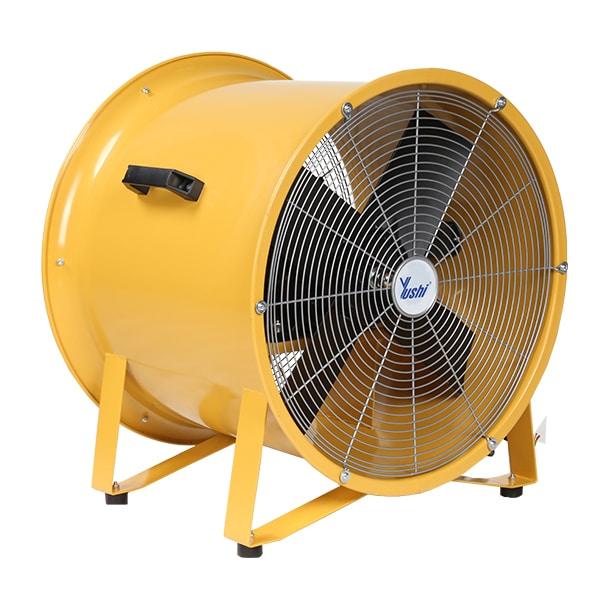 PVT พัดลมท่อ ดูด-เป่าอากาศในที่อับชื้น