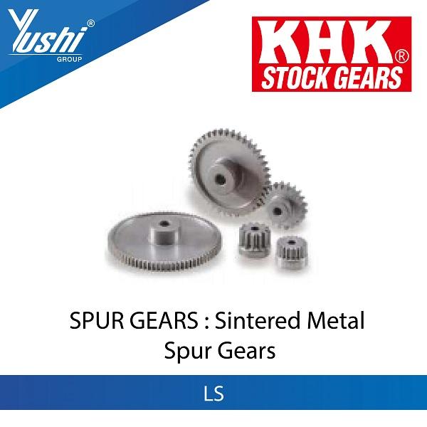 Sintered Metal Spur Gears LS