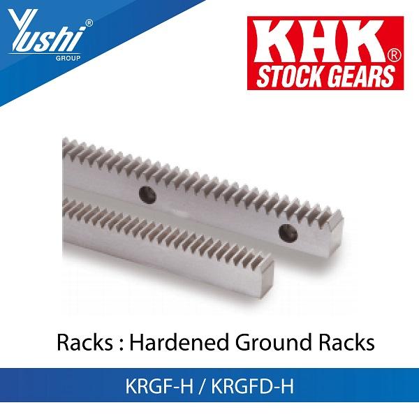 Hardened Ground Racks KRGF-H / KRGFD-H