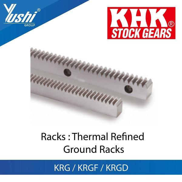 Thermal Refined Ground Racks KRG / KRGF / KRGD