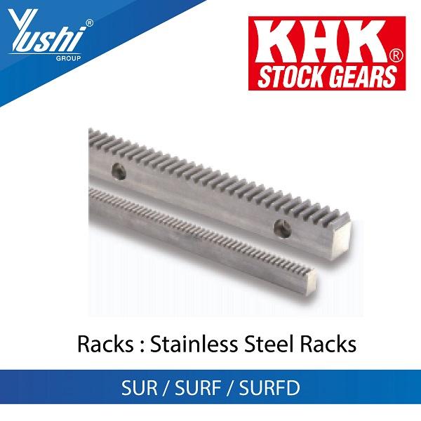 Stainless Steel Racks SUR / SURF / SURFD