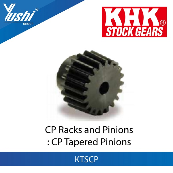 CP Tapered Pinions KTSCP