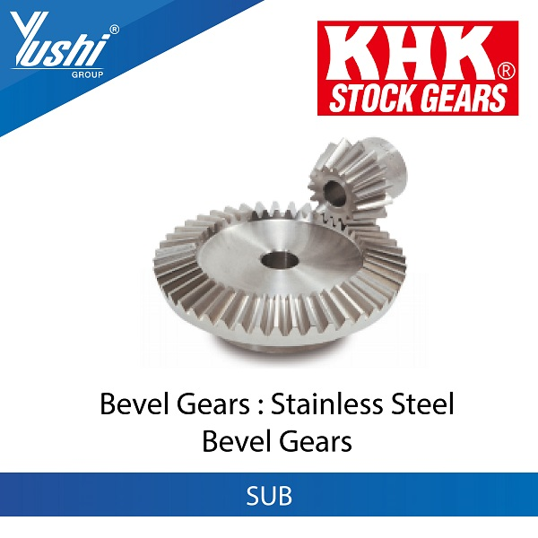 Stainless Steel Bevel Gears