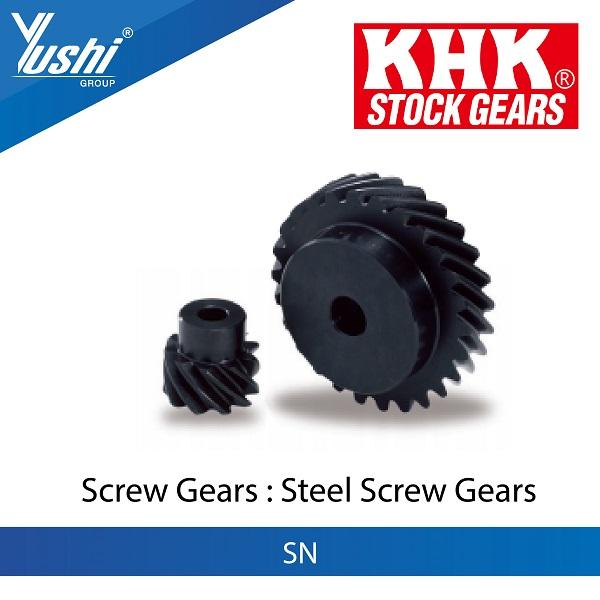 Steel Screw Gears