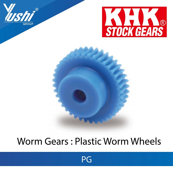 Plastic Worm Wheels
