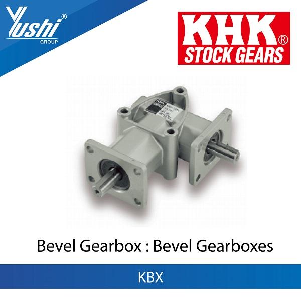 Bevel Gearboxes (กระปุกเกียร์) KBX