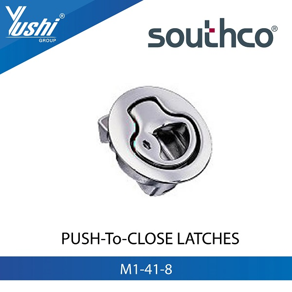 Push-To-Close Latches